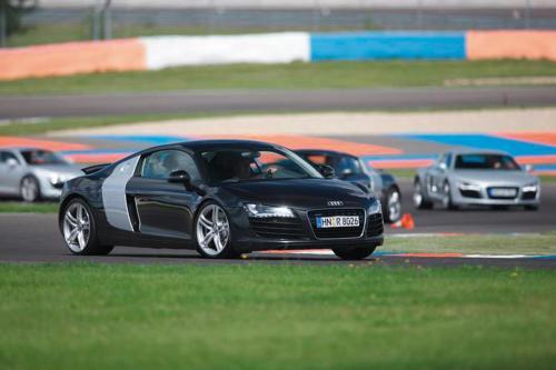 Audi Driving Experience на EuroSpeedway Lausitz