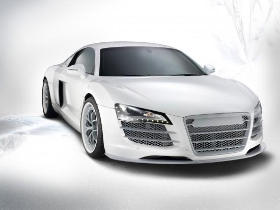 Audi R8 Spark Eight by Eisenmann