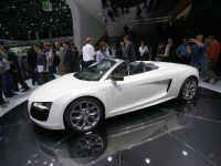 Audi R8 Spyder Frankfurt 2011