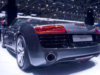 Audi R8 Spyder Moscow 2012