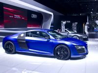 Audi R8 V10 plus Moscow 2012