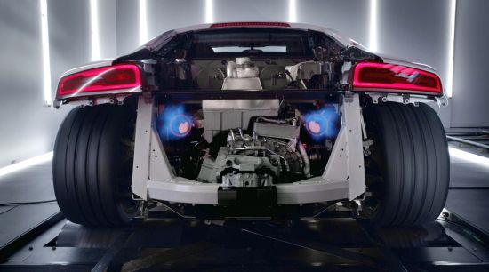 Audi R8 V10 Plus Supercar