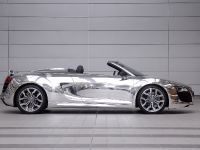 Audi R8 V10 Spyder Chrome, 3 of 3