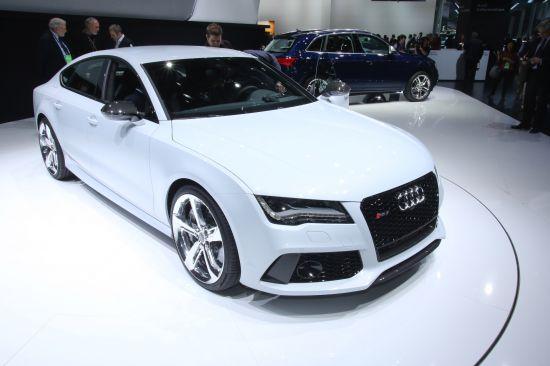 Audi RS 7 Detroit