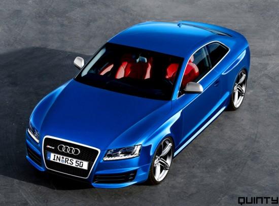 Audi RS5 Concept