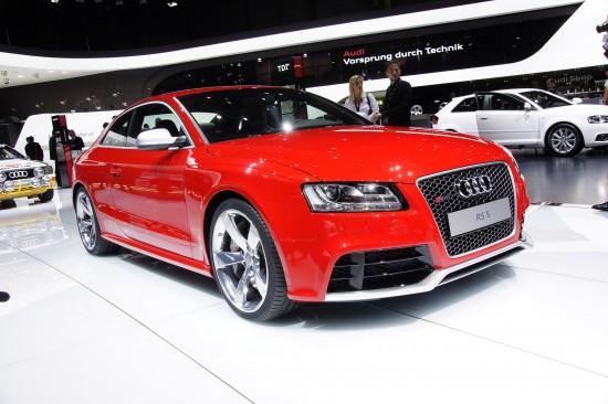 Audi RS5 Geneva