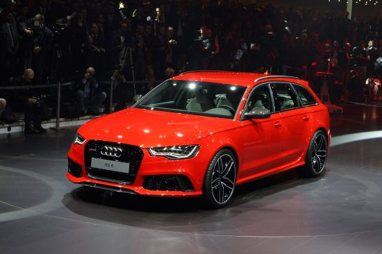 Audi RS6 Geneva