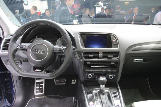 Audi S Q5 Detroit