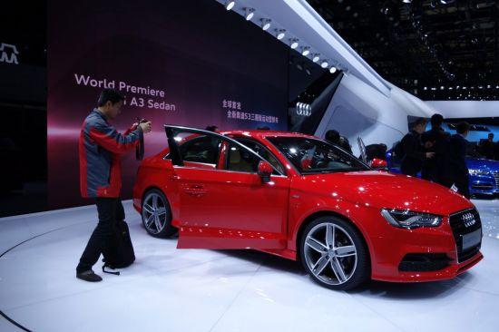 Audi S Range Shanghai