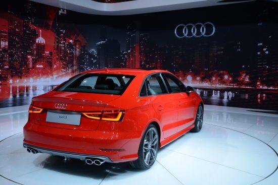 Audi S3 Chicago