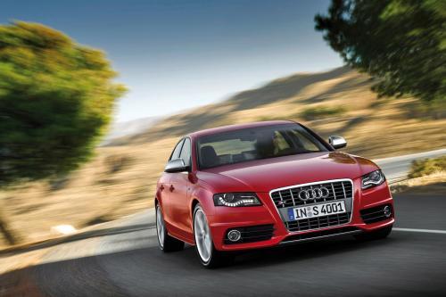 Новый Audi S4/S4 Avant