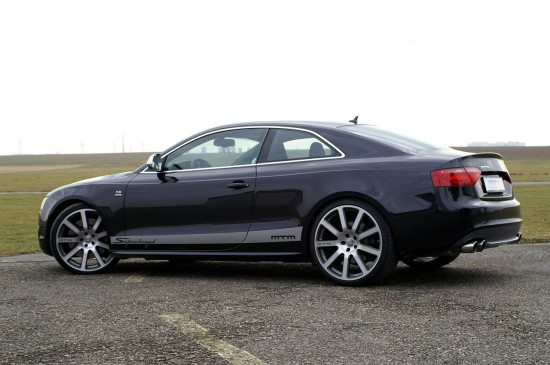 Audi S5 MTM Supercharged