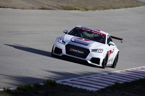 Ауди ТТ Спорт гонок чемпионата будет запущен с 2015 года