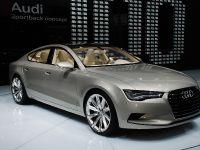 thumbnail image of Audi Sportback Concept Detroit 2009