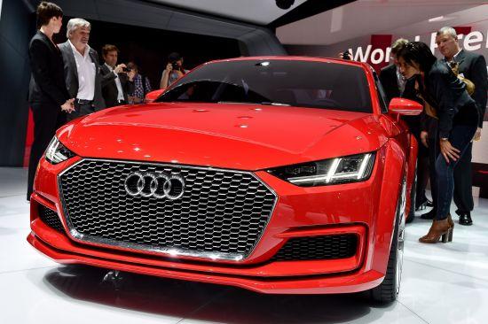 Audi Sportback Concept Paris