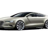 Audi Sportback concept, 20 of 28
