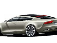 Audi Sportback concept, 21 of 28