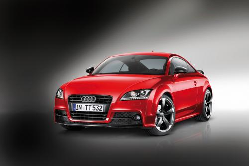 Audi S Competition Package для TT Coupe