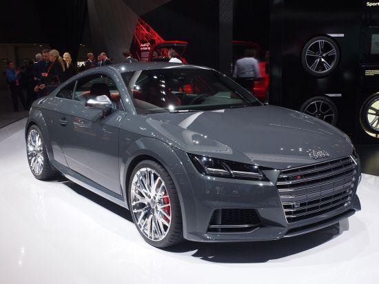 Audi TT Detroit