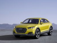 thumbnail image of Audi TT Offroad Concept