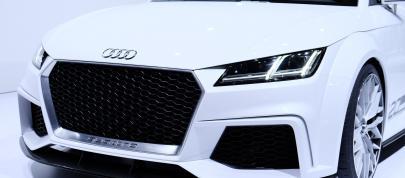 Audi TT Quattro Sport Concept Geneva (2014) - picture 4 of 5
