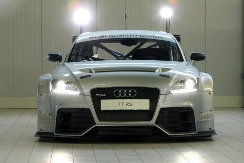 Audi TT RS DTM - шанс получить обратно немецкие Touring Car Championships