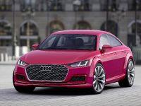 Audi TT Sportback Concept , 1 of 8
