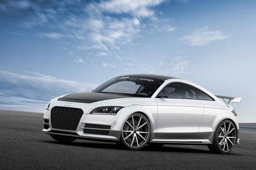 Новый смысл легких: Audi TT Ultra Quattro Concept