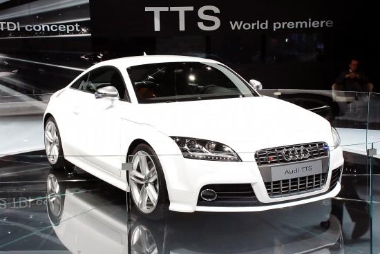 Audi TTS Detroit
