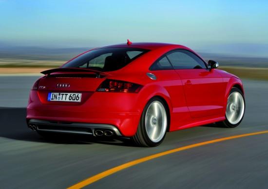Audi TTS TFSI