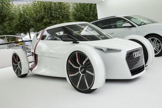 Audi urban concept Frankfurt