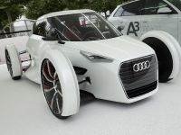 thumbnail image of Audi urban concept Frankfurt 2011