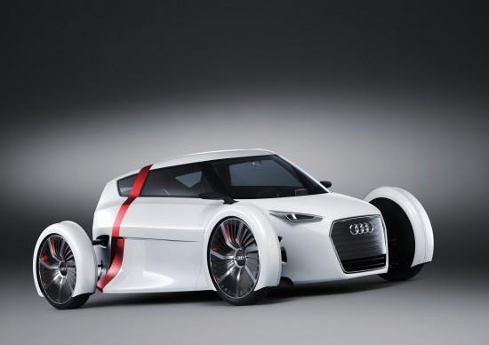 Audi Urban Concept Spyder