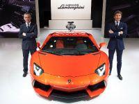 Auto Shanghai 2011 Lamborghini Aventador LP 700-4, 1 of 2