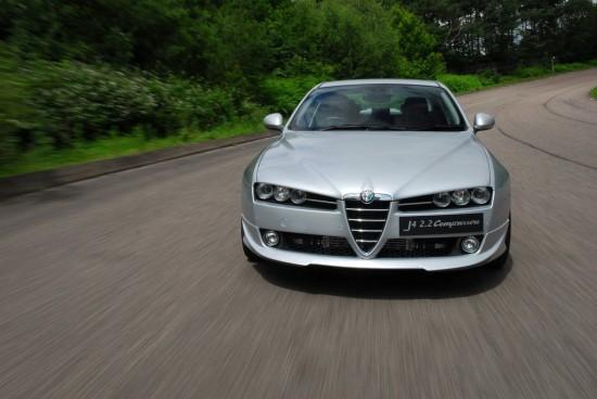 Autodelta Alfa Romeo 159 J4 2.2 C