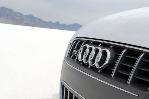 Автономный Audi TTS - автомобиль из будущего