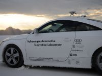 Autonomous Audi TTS, 2 of 7