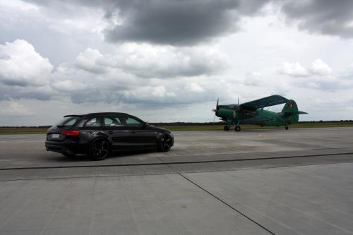 Audi A4 Avant Black Arrow, AVUS Performance