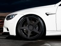 AVUS BMW M3 - ADV5.1 Matt GunMetal wheels