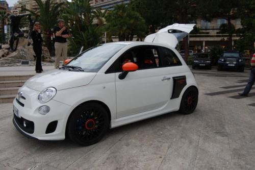 Aznom Fiat 500