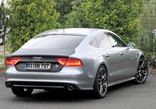 B&B Audi A7 3.0 BiTDI Sport