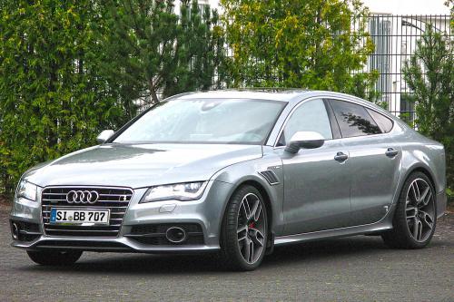 B&B Audi A7 3.0 BiTDI Спорт - 390 л.с. и 760 Нм