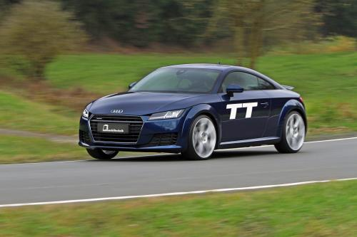 Automobiltechnik улучшает Ауди ТТ 2.0 TFSI с 8-ки