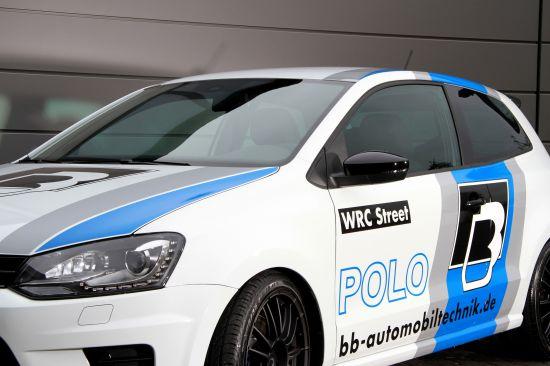 B&B Automobiltechnik Volkswagen Polo R WRC Street
