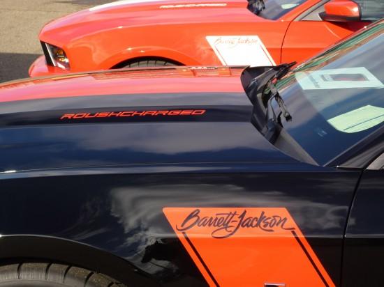 ROUSH Barrett-Jackson Edition Ford Mustang