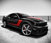 2010 ROUSH Barrett-Jackson Edition Ford Mustang, 1 of 24