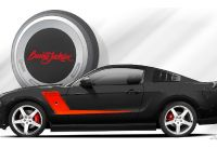2010 ROUSH Barrett-Jackson Edition Ford Mustang, 2 of 24