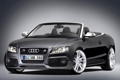 B&B уточняет Audi A5 и S5 Cabriolet