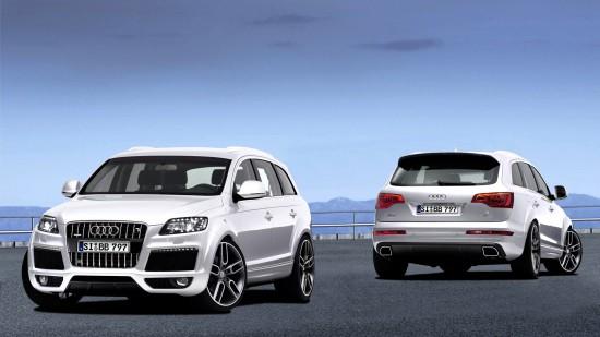 B&B Audi Q7 Facelift