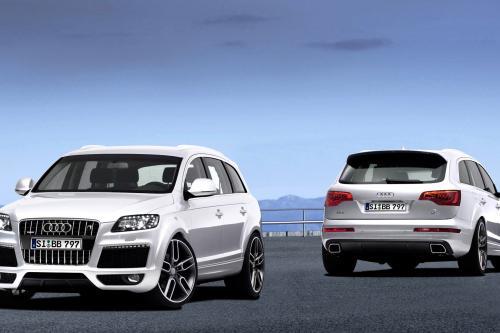 B&B уточняет новый Audi Q7 Facelift